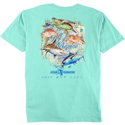 Guy Harvey Mens Gulf Of Mexico T-Shirt
