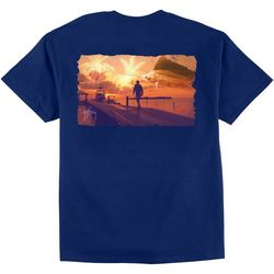Guy Harvey Mens Walk The Plank T-Shirt