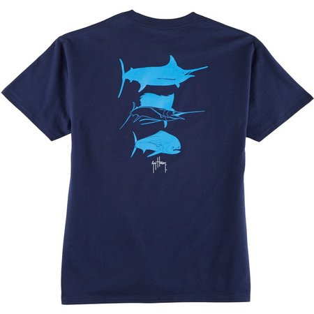 Guy Harvey Mens Sportfish Predators T-Shirt
