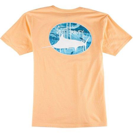 Guy Harvey Mens The Deep T-Shirt