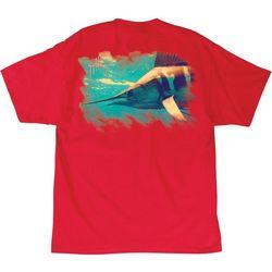 Guy Harvey Mens Glider T-Shirt