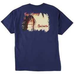 Guy Harvey Mens Short Sleeve Road Trip T-Shirt