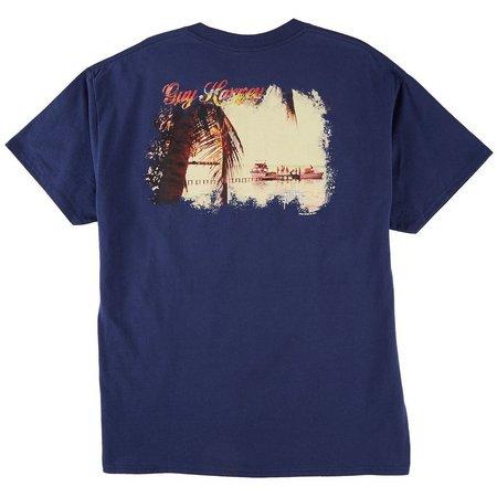 Guy Harvey Mens Short Sleeve Road Trip T-Shirt