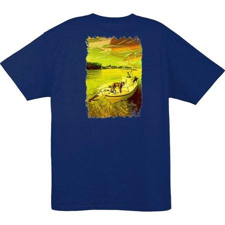 Guy Harvey Mens Milo T-Shirt