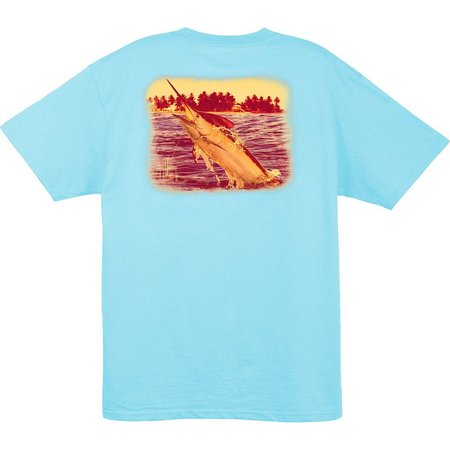 Guy Harvey Mens Island Hopper T-Shirt