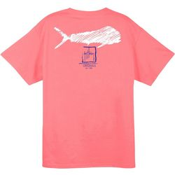 Guy Harvey Mens Streak T-Shirt