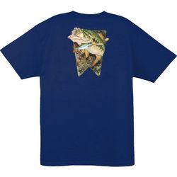 Guy Harvey Mens Loudmouth T-Shirt