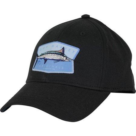 Guy Harvey Mens Two Tone Trucker Hat