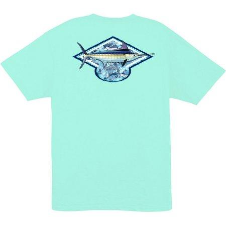 Guy Harvey Mens Patrol T-Shirt