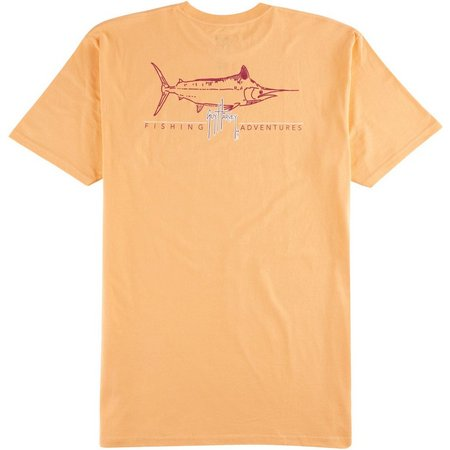 Guy Harvey Mens Trophy T-Shirt