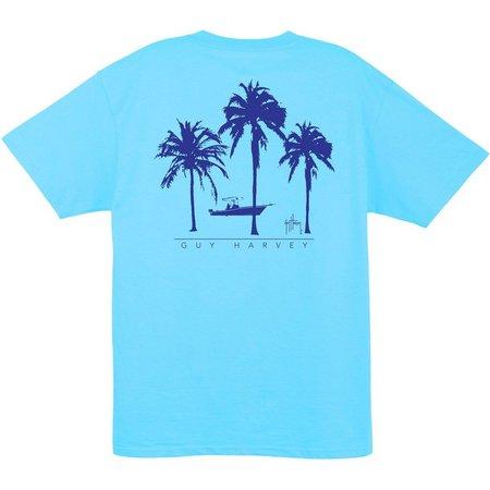 Guy Harvey Mens Chillin T-Shirt