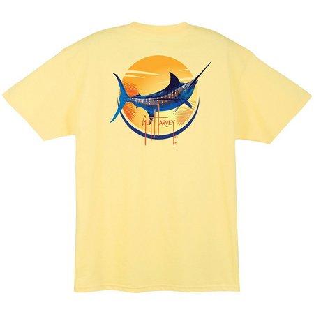 New! Guy Harvey Mens Sunny Days T-Shirt