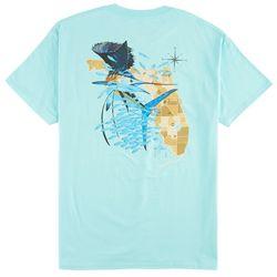 Guy Harvey Mens Florida Sailfish T-Shirt
