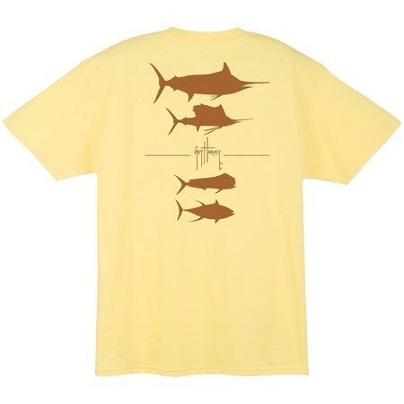 Guy Harvey Mens Hypersonic T-Shirt
