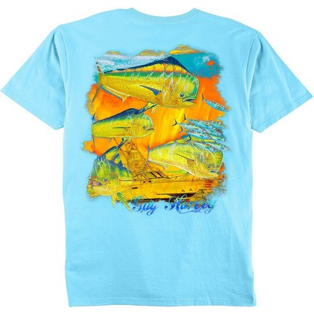 Guy Harvey Mens Motor Mouth T-Shirt