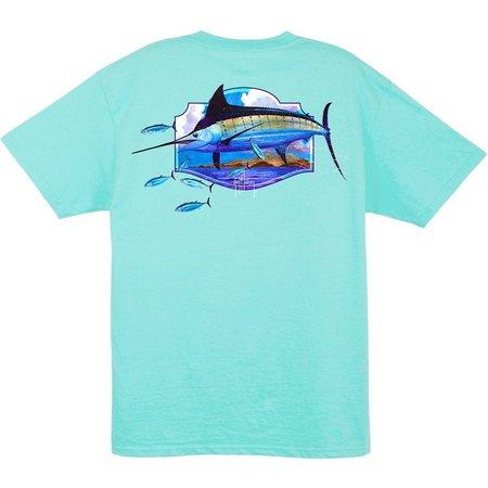 Guy Harvey Mens Big Bill T-Shirt