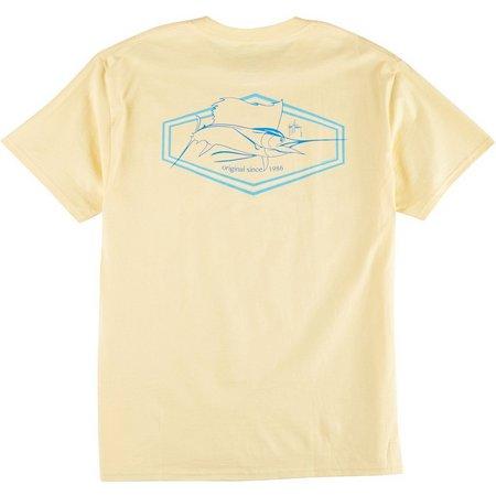 Guy Harvey Mens Wedge T-Shirt