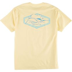Guy Harvey Mens Wedge T-Shirt