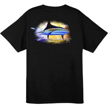 Guy Harvey Mens Golden T-Shirt