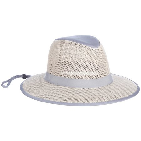 Guy Harvey Mens Mesh Fishing Hat