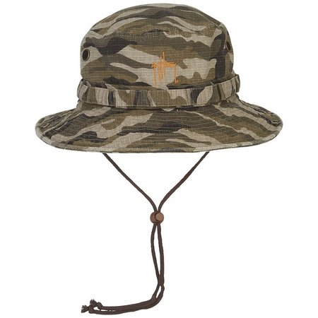 Guy Harvey Mens Camo Hat
