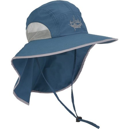 Guy Harvey Mens Nylon Fishing Hat