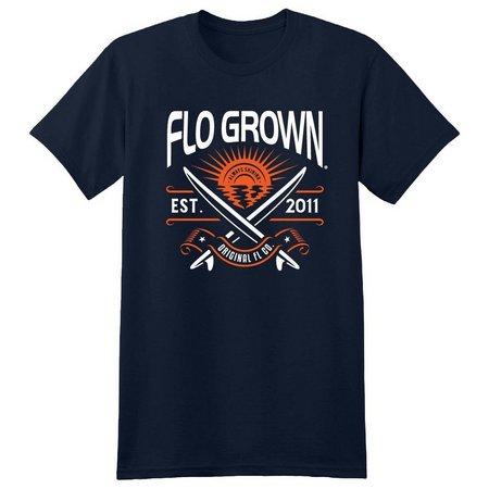 FloGrown Mens Original Surfer T-Shirt