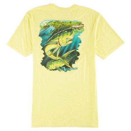 FloGrown Mens Mahi T-Shirt