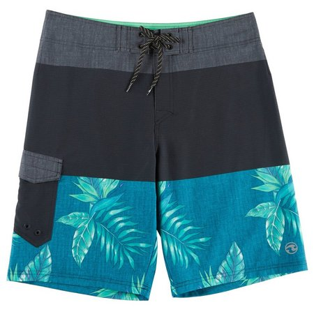 Ocean Current Mens Nepal Boardshorts