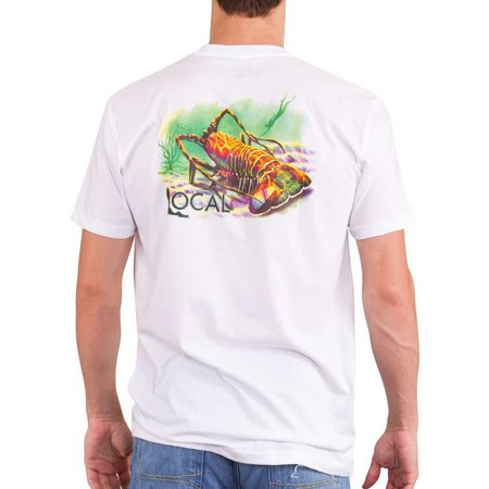 Local Mens Lobster Crawl T-Shirt
