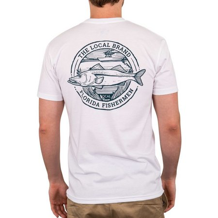 Local Mens Sly Snook T-Shirt