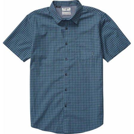 Billabong Mens Lennox Short Sleeve Shirt
