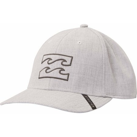 Billabong Mens All Day Heather Stretch Fit Hat