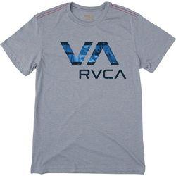RVCA Mens Chopped VA T-Shirt