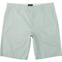 RVCA Mens That'll Walk Oxford Shorts