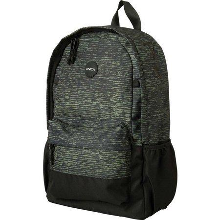 RVCA Mens Printed Frontside Backpack