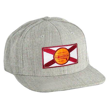 Flomotion Mens Heather Flag Hat