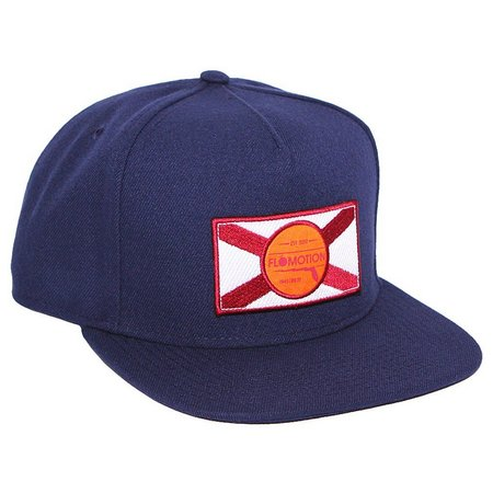 Flomotion Mens Solid State Flag Hat