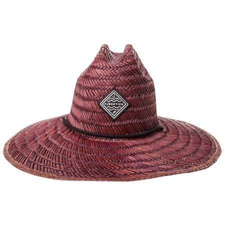 Flomotion Mens Waterman Straw Hat