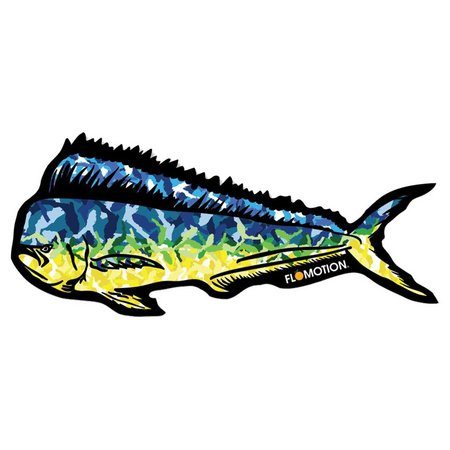 Flomotion Florida Mahi Sticker