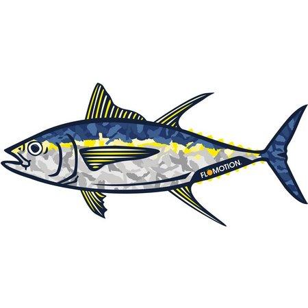Flomotion Tuna Sticker