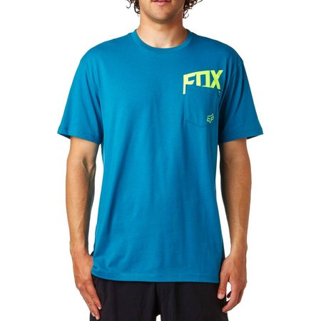 Fox Mens Wound Out Pocket T-Shirt