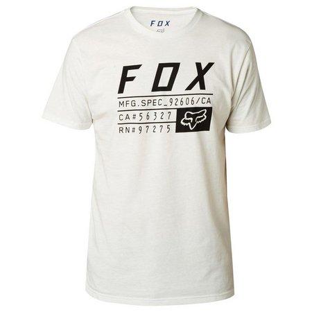 New! Fox Racing Mens Chalk Abyssmal T-Shirt