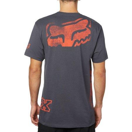 New! Fox Mens Alert Premium T-Shirt