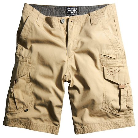 Fox Racing Slambozo Solid Shorts