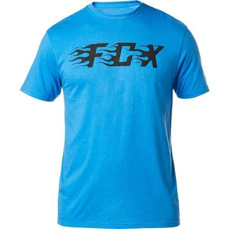 Fox Mens Acid Flame Basic T-Shirt