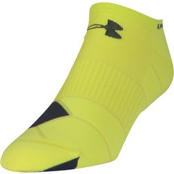Under Armour Mens Run Selective No Show Socks