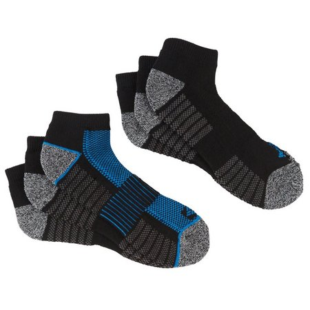 Columbia Mens 6-pk. Dark Athletic Low Cut Socks