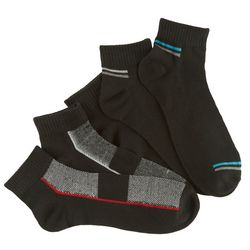 Under Tech Mens 6-pk. Color Line Performance Socks