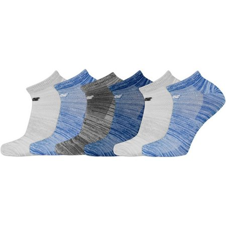 New Balance 6-pk Lifestyle No Show Socks